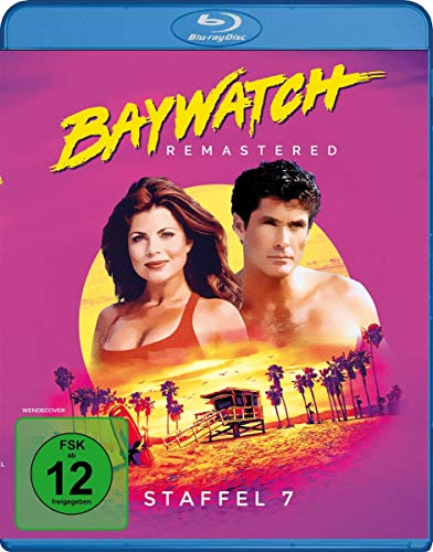 Baywatch (HD) - Staffel 7 [Blu-ray]