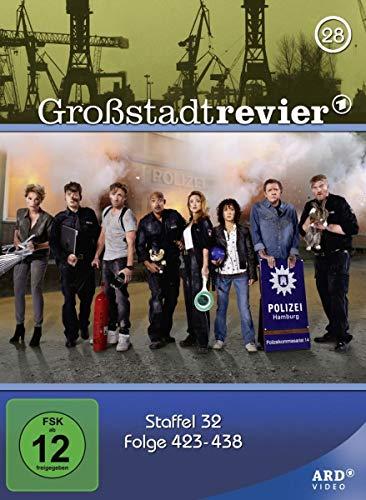 Großstadtrevier Box 28, Staffel 32 (4 DVDs)