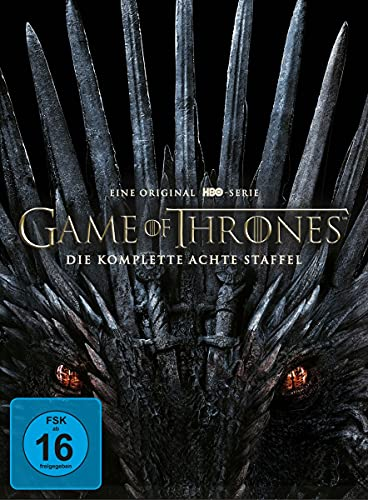 Game of Thrones Staffel 8 (4 DVDs)