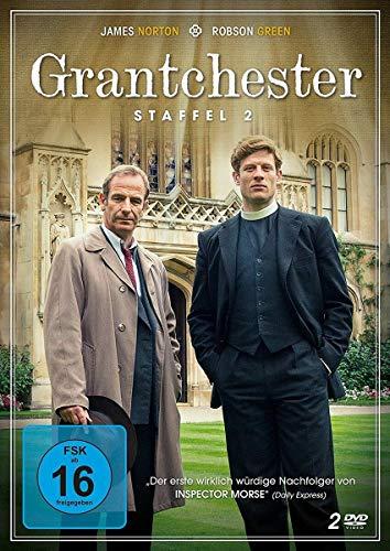 Grantchester Staffel 2 (2 DVDs)
