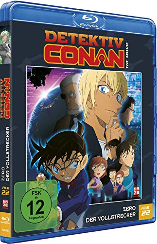 Detektiv Conan 22. Film: Zero der Vollstrecker (Limited Edition) [Blu-ray]