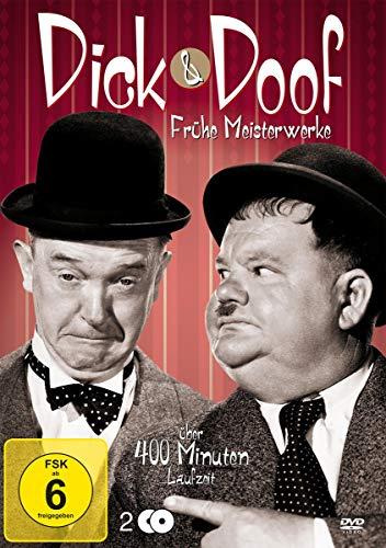 Dick & Doof - Frühe Meisterwerke (2 DVDs)