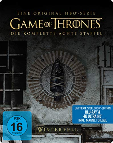 Game of Thrones Staffel 8 (4K Ultra HD) [Blu-ray]