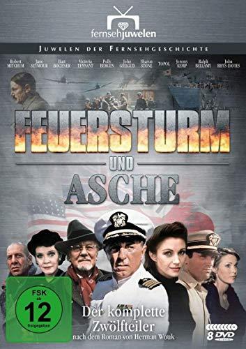 Feuersturm und Asche Der komplette Zwölfteiler (7 DVDs)