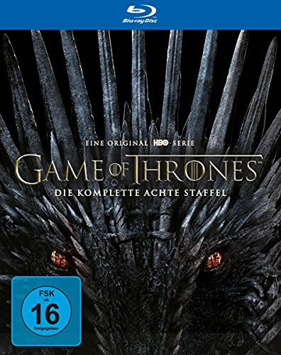 Game of Thrones Staffel 8 [Blu-ray]