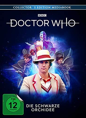 Doctor Who Fünfter Doktor: Die schwarze Orchidee (Limited Edition Mediabook) [Blu-ray]