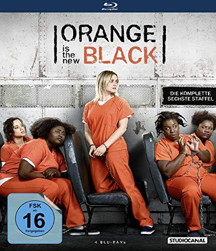 Orange is the New Black Staffel 6 [Blu-ray]