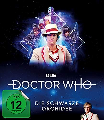 Doctor Who Fünfter Doktor: Die schwarze Orchidee [Blu-ray]