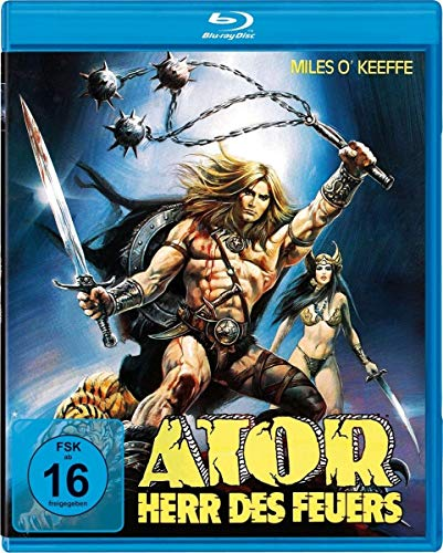 Ator - Herr des Feuers [Blu-ray]