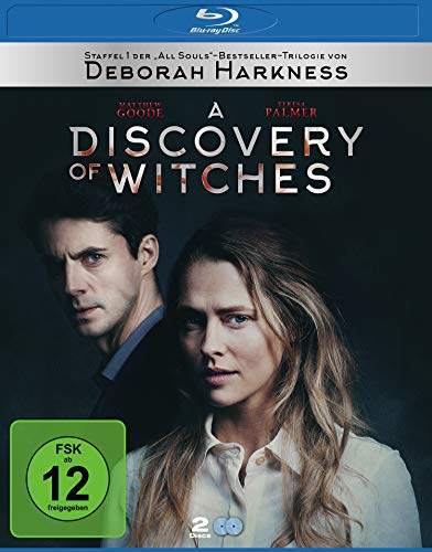 A Discovery of Witches Staffel 1 [Blu-ray]