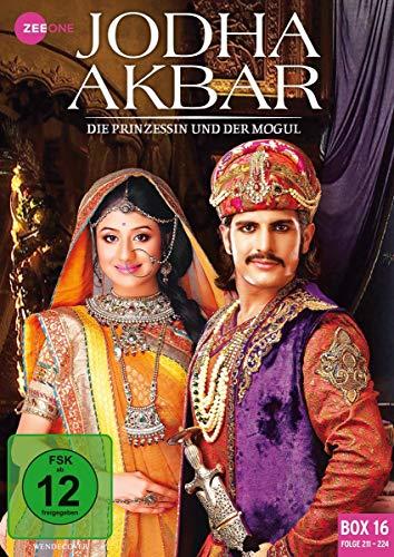 Jodha Akbar Die Prinzessin und der Mogul - Box 16 (3 DVDs)