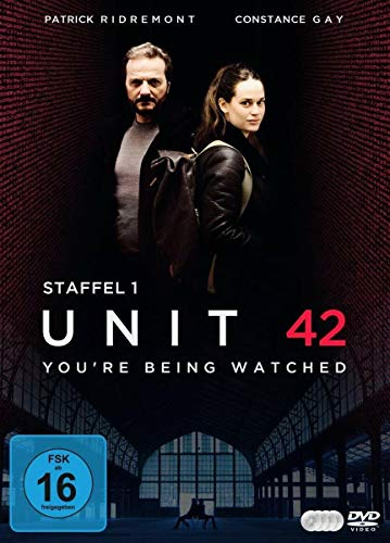 Unit 42 Staffel 1 (4 DVDs)