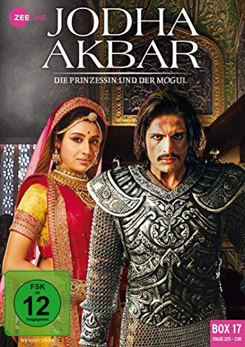 Jodha Akbar Die Prinzessin und der Mogul - Box 17 (3 DVDs)