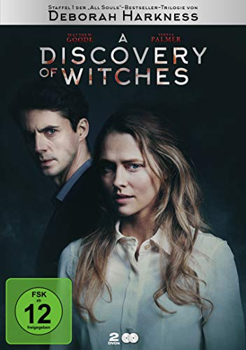 A Discovery of Witches Staffel 1 (2 DVDs)