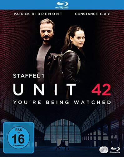 Unit 42 Staffel 1 [Blu-ray]