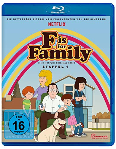 F Is For Family Staffel 1 [Blu-ray]