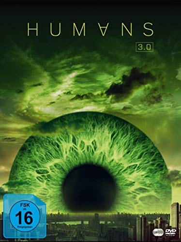 Humans Staffel 3 (3 DVDs)