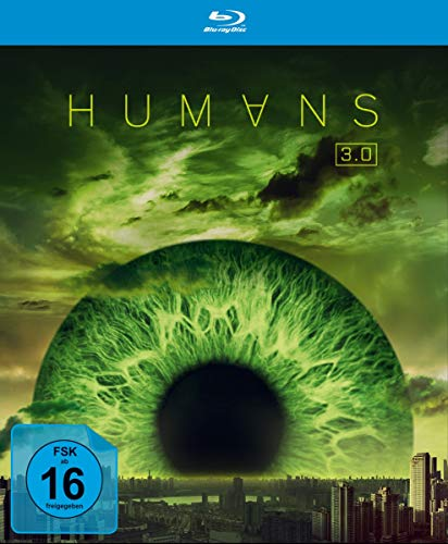 Humans Staffel 3 [Blu-ray]