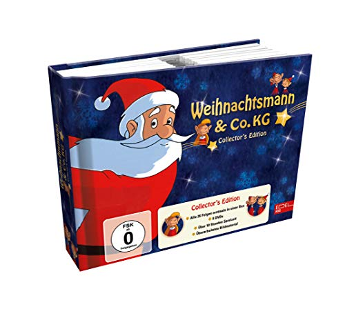 Weihnachtsmann & Co. KG (Collector's Edition) (8 DVDs) Collector's Edition (8 DVDs)
