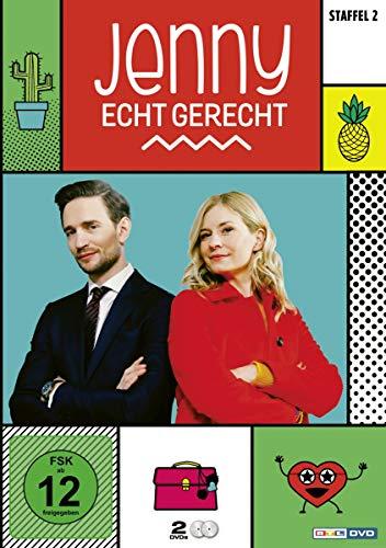 Jenny - echt gerecht: Staffel 2 (2 DVDs)
