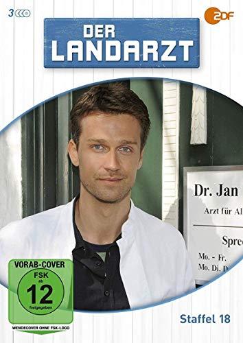 Der Landarzt Staffel 18 (3 DVDs)