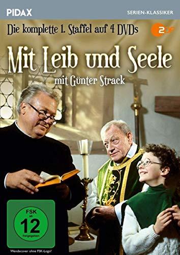 Mit Leib und Seele Staffel 1 (4 DVDs)