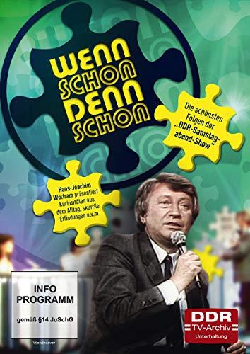 Wennschon, dennschon (DDR TV-Archiv) (4 DVDs)