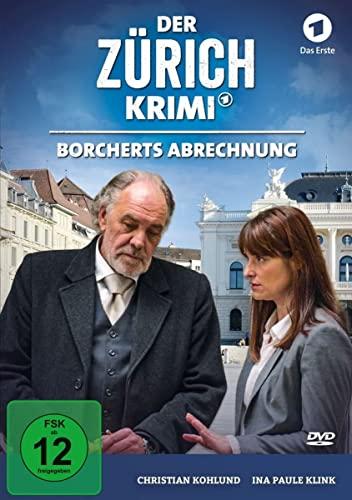Der Zürich-Krimi Fall 2: Borcherts Abrechnung