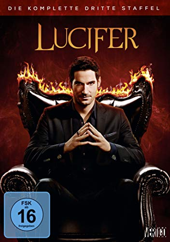 Lucifer Staffel 3 (5 DVDs)