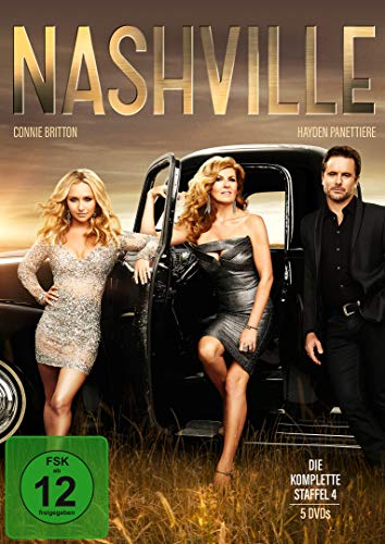 Nashville Staffel 4 (5 DVDs)