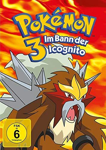 Pokemon Film  3: Im Bann der Icognito