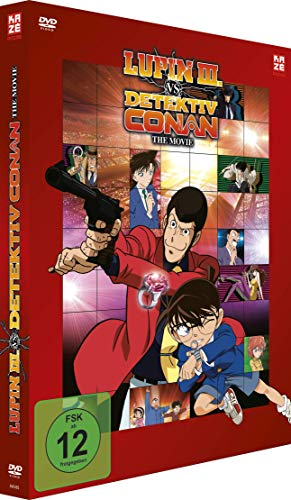 Lupin the 3rd vs. Detektiv Conan: The Movie (Limited Edition)