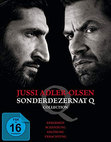Jussi Adler Olsen - Sonderdezernat Q Collection [Blu-ray]