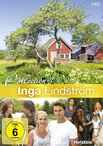 Inga Lindström: Collection  1 - Sprung ins Glück/Im Sommerhaus/Das Geheimnis von Svenaholm (3 DVDs)
