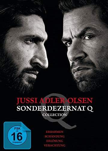 Jussi Adler Olsen - Sonderdezernat Q Collection (4 DVDs)