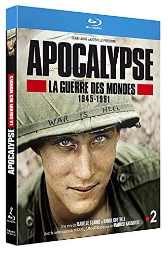 Coffret apocalypse : la guerre des mondes, 1945 - 1991 [Blu-ray]