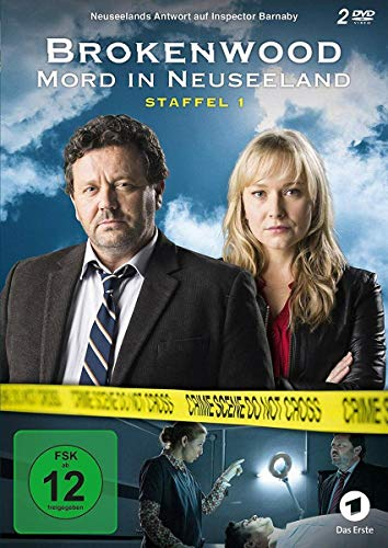 Brokenwood - Mord in Neuseeland: Staffel 1 (2 DVDs)