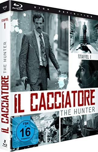 Il Cacciatore - The Hunter: Staffel 1 [Blu-ray]