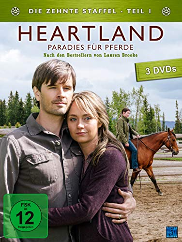 Heartland - Paradies für Pferde: Staffel  10, Teil 1 (3 DVDs)