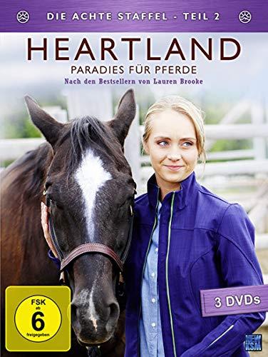 Heartland - Paradies für Pferde: Staffel   8, Teil 2 (3 DVDs) Staffel 8, Teil 2 (3 DVDs)