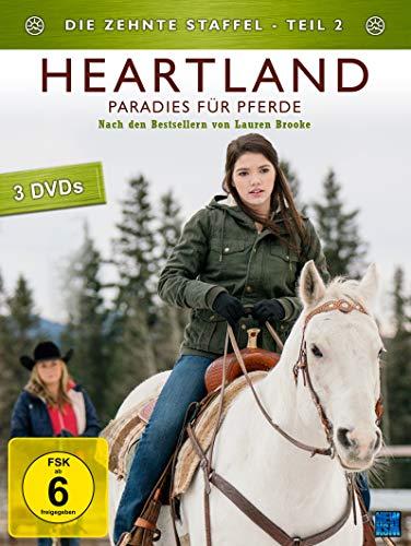 Heartland - Paradies für Pferde: Staffel  10, Teil 2 (3 DVDs)