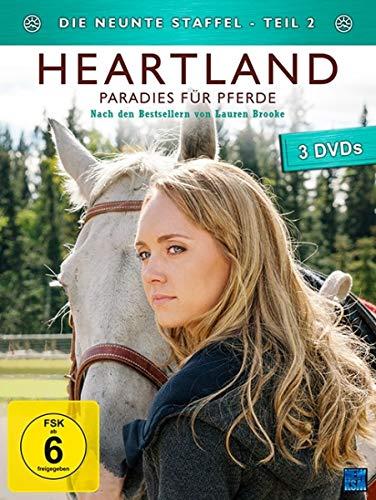 Heartland - Paradies für Pferde: Staffel   9, Teil 2 (3 DVDs) Staffel 9, Teil 2 (3 DVDs)