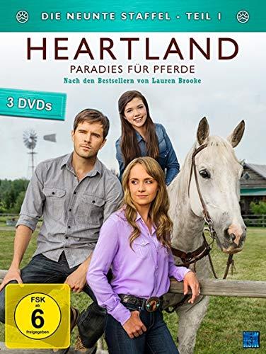 Heartland - Paradies für Pferde: Staffel   9, Teil 1 (3 DVDs) Staffel 9, Teil 1 (3 DVDs)