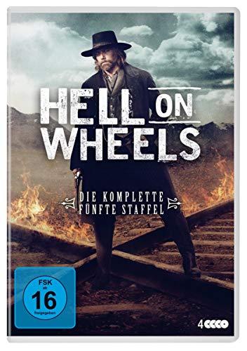 Hell on Wheels Staffel 5 (4 DVDs)