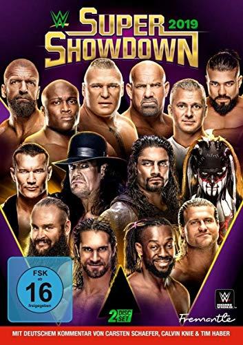 WWE Super Showdown 2019 (2 DVDs)