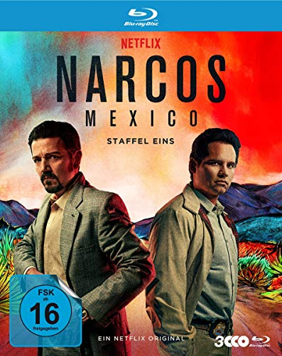 Narcos: Mexico Staffel 1 [Blu-ray]