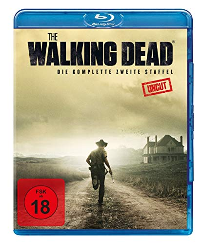 The Walking Dead Staffel 2 [Blu-ray]
