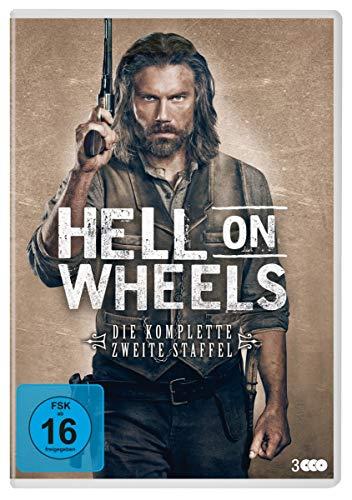 Hell on Wheels Staffel 2 (3 DVDs)