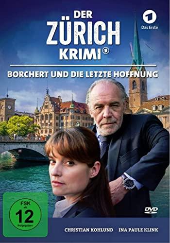 Der Zürich-Krimi - Fall  3: Borchert und die letzte Hoffnung