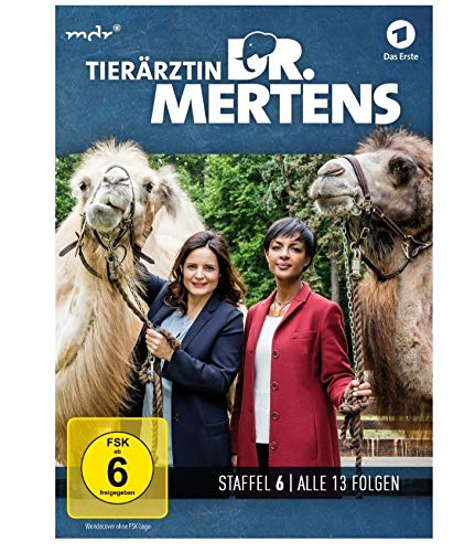 Staffel 6 komplett (deutsch)